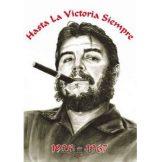 CHE GUEVARA - Cigar TEXTILE POSTER. zenekaros zászló