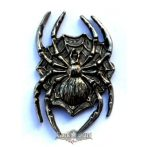 Spider,  BE. fém motoros jelvény