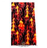 FIRE 2 design.  Multifunkcionális csősál (fejre,nyakba,hajba)