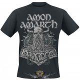AMON AMARTH - Skullship.  zenekaros  póló.