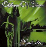 CHILDREN OF BODOM - hATEBREEDER.   SFL. felvarró