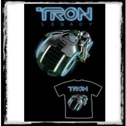 TRON LEGACY - LIGHT CYCLE póló