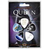 QUEEN - BRIAN MAY Plectrum Pack. gitárpengető szett
