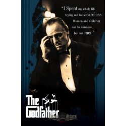 THE GODFATHER - CARELESS plakát, poszter