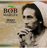 Bob Marley - 2020. fali naptár, calendar