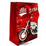 Ajándék táska - Motor Club.  ajándékoknak, táska