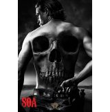 Sons of Anarchy - Jax Back.  plakát, poszter