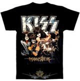 KISS - MONSTER.   zenekaros póló
