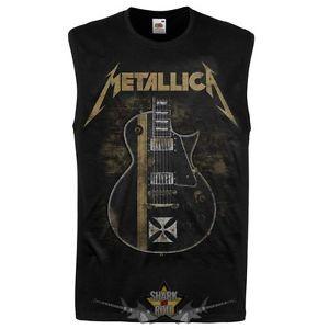 a6f2b390bb83 METALLICA - Hetfield gitár. zenekaros póló, trikó - Shark n Roll ...