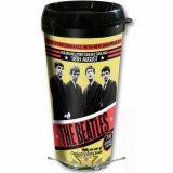 The Beatles - Travel Mug. 1962 Port Sunlight with Plastic Body. utazó pohár.