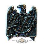 SLAYER - EAGLE  BE. fém  jelvény