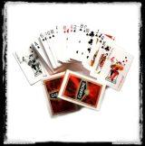 GARRONE kártya. 1 pakli