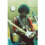 Jimi Hendrix - Studio.  plakát, poszter