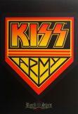 KISS - ARMY.   képeslap, postcard