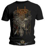 Lamb Of God  - Crow.   zenekaros  póló.