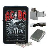 AC/DC - FOR THOSE ABOUT TO ROCK  öngyujtó
