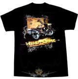WILD GAME.  T-Shirt.  motoros póló