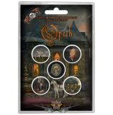Opeth - Button Badge Pack.  In Caude Venenum.   jelvényszett