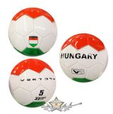 HUNGARY - Műbőr focilabda VEKTORY SPORT. focilabda