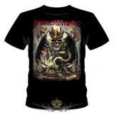 Avenged Sevenfold - World tour. NFre99.  zenekaros  póló.