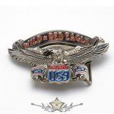 BIKER - WILD RED EAGLE - USA * MOTOR CYCLES. T.F016.   övcsat