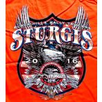 Hot Leathers - STURGIS.2016. BLACK HILLS RALLY. Ujjatlan Farmering