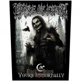 Cradle of Filth - YOURS IMMORTALLY. BPIM..  hátfelvarró