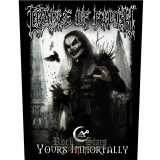 Cradle of Filth - YOURS IMMORTALLY. BPIM..  hátfelvarró