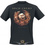 ARCH ENEMY - Will to power.  zenekaros  póló.