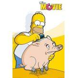 THE SIMPSONS - PIGGY plakát, poszter