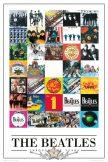The Beatles - Through the Years.   plakát, poszter