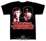 TSAR WARS. vicces, poen póló