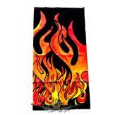 FIRE 1 design.  Multifunkcionális csősál (fejre,nyakba,hajba)