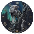 Wolf Clock Design Guide - Lisa Parker.   falióra