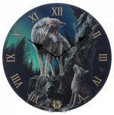 Wolf Clock Design Guide - Lisa Parker.   falióra