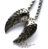 ANGEL WINGS. Stainless Steel. JVP.    nyaklánc, medál