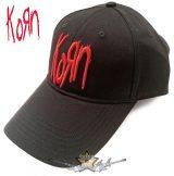 Korn - Unisex Baseball Cap - Logo  baseball sapka