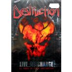 DESTRUCTION - LIVE DISCHARGE