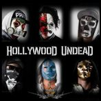 HOLLYWOOD UNDEAD - BAND.   SFL. felvarró