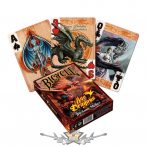 Anne Stokes - Age of Dragons Playing Cards.  fantasy world kártya