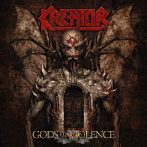 Kreator - Gods of violence.   SFL. felvarró