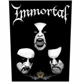 Immortal - Blashyrkh.  Back Patch.  hátfelvarró