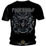 Powerwolf - Metal is religion .  zenekaros póló