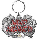 Amon Amarth -  'Dragon Logo' Keyring.   import fém kulcstartó
