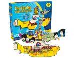 THE BEATLES - Yellow submarine. 600 piece PUZZLE.  puzzle kirakó