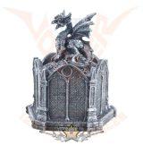 Sárkány a palotában - Dragon on Palace . 7049.  ékszer, apró cikk  tartó