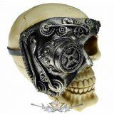 Koponya Steampunk - Skull With One Eye. .   CL.75513. koponya figura