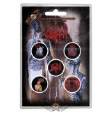 Death -  'Albums' Button Badge Packs.   jelvényszett