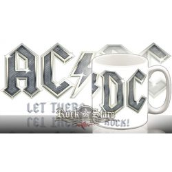 AC/DC - LET THERE BE ROCK bögre