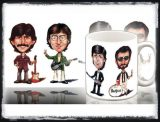 THE BEATLES - KOMIK